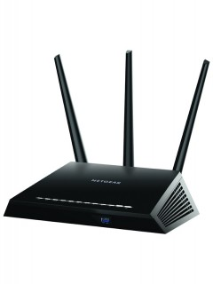 WIRELESS ROUTER AND SWITCH