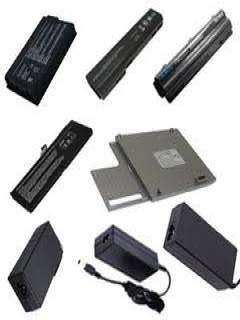 Laptop Battery And Adapter