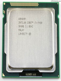 CORE I5 2ND Gen.Desktop CPU
