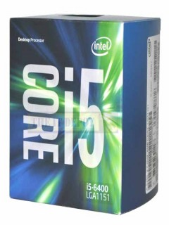 CORE I5 7th Gen.Desktop CPU