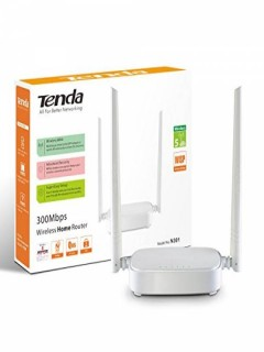 WIRELESS ROUTER 300 MBPS TENDA-N301