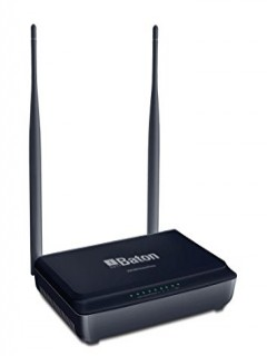 WIRELESS ROUTER 300 MBPS I-BALL-WRB304N