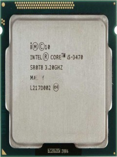 CORE I5 3RD Gen. Desktop CPU