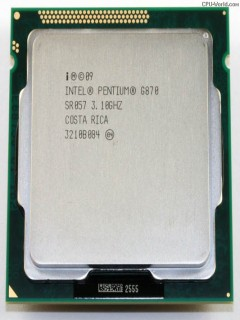 DUAL CORE 2nd GEN. Desktop CPU
