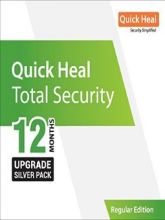 Quick Heal Total Security-5U1Y (RENEW)